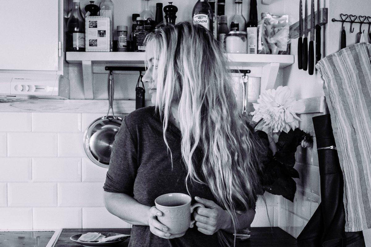 Slutar med kaffe