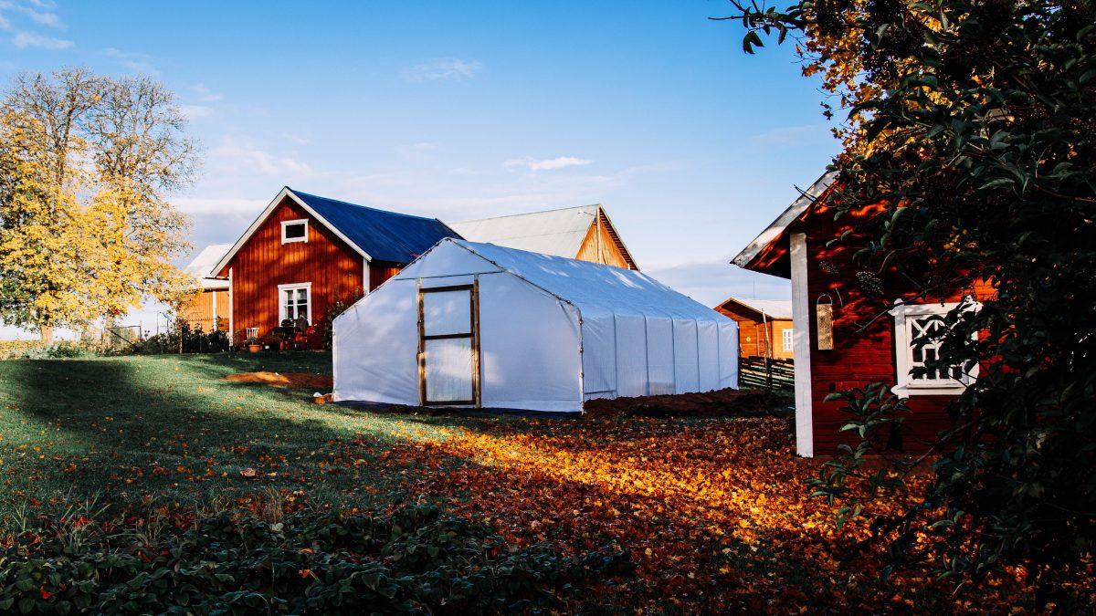 Tunnelväxthuset Gjordnära